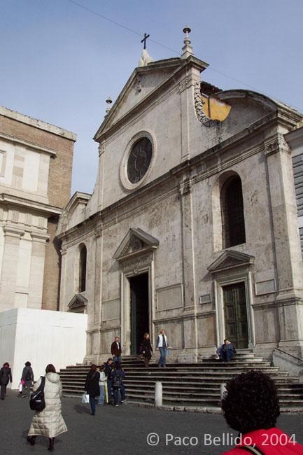 Santa Maria del Popolo. © Paco Bellido, 2004
