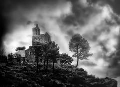 Sant Pere de Rodes (Jose Luis Mieza Photography) Tags: spain catalonia girona catalunya catalua portdelaselva altempord benquerencia santperederodes reinante jlmieza reinanteelpintordefuego joseluismieza