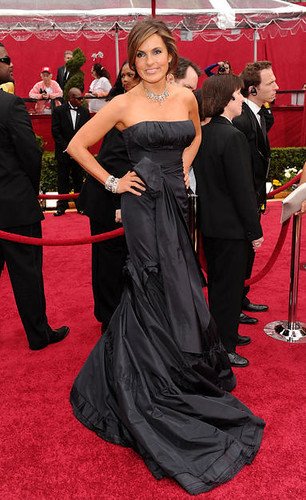 Mariska Hargitay at the 82nd Annual Academy Awards