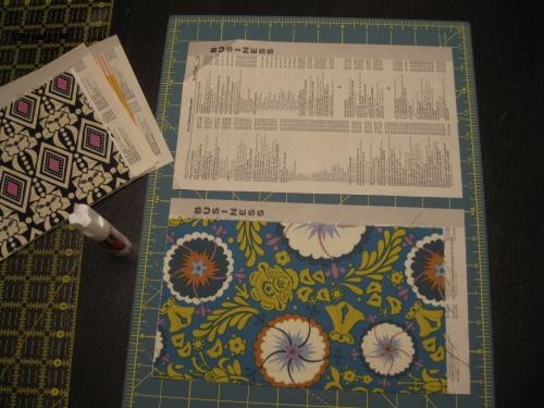 Paper Piecing #1