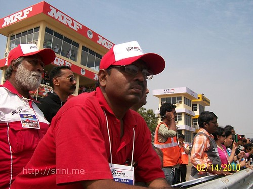 mrf race 266