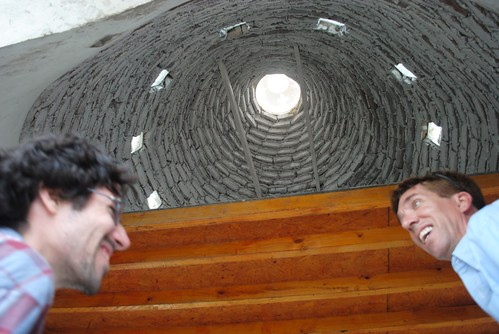 Buenos Aires nepalian inspired building - Michael and Hanan