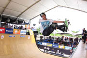 Bob Burnquist - 17th Place - Switch Frontside Air