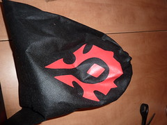 Unpacking 3: BagSide1 (eisfaerie) Tags: wow warcraft horde windrider