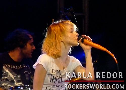 Paramore Live in Manila - 1