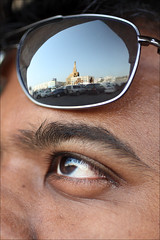 Tourist Eye (P.C.P) Tags: eye composition tourist islamic doha qatar pcp pcpsk59