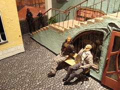 New Printed Ground (em`lia) Tags: street scale doll cobblestone fr diorama 6th emlia