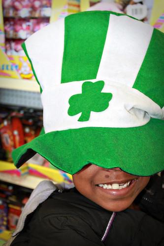 St. Pat's hat