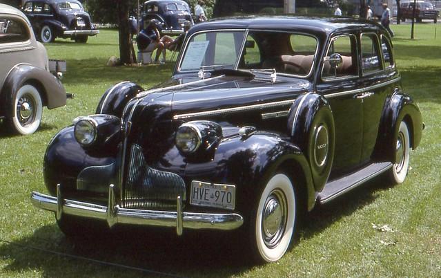 series60 4door willisteadconcours1991 1939buickcentury ©richardspiegelmancarphoto