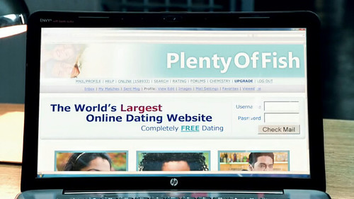 Plentyoffish.com and HP