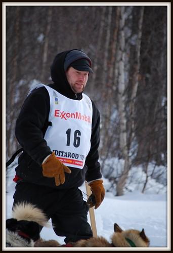 Ramey Smyth, Iditatod musher.