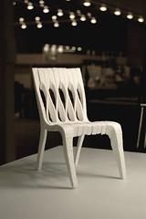 iteration 08 (_ElijahPorter) Tags: architecture digital design model chair furniture foam yale cnc fabrication ysoa elijahporter