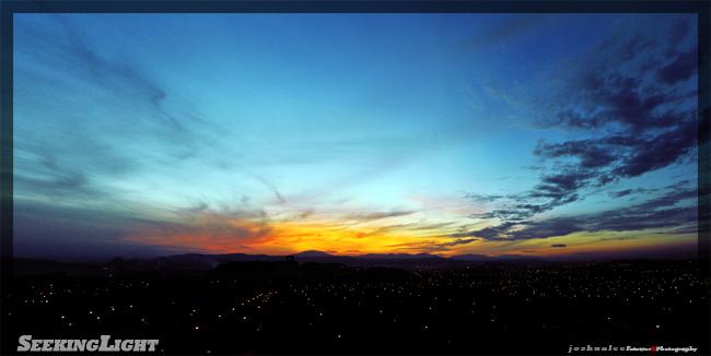 Dawn Scenery