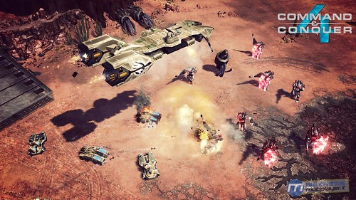 image Command and Conquer 4: Tiberian Twilight