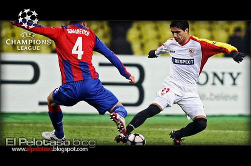 CSKA vs Sevilla FC