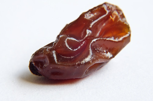 Some macro experiments: Raisin