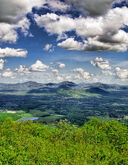 Blue Ridge Parkway Vista (Sky Noir) Tags: park travel blue trees sky usa mountains color landscape geotagged photography virginia smithsonian photo haze nikon noir great parks atmosphere ridge national va valley smoky appalachian nikkor shenandoah photocontest distance range province vr bluish distinctive 18200mm frifotos skynoir virginialawyermagazine smithsonianchannel aerialamerica bybilldickinsonskynoircom
