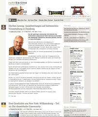 ruhrbarone.de : Relaunch