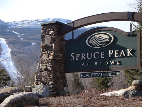 Spruce Peak @Stowe