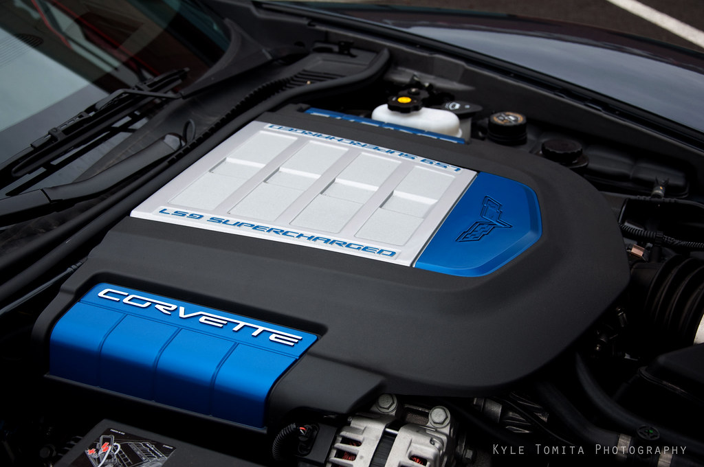 LS9 in a Corvette ZR-1