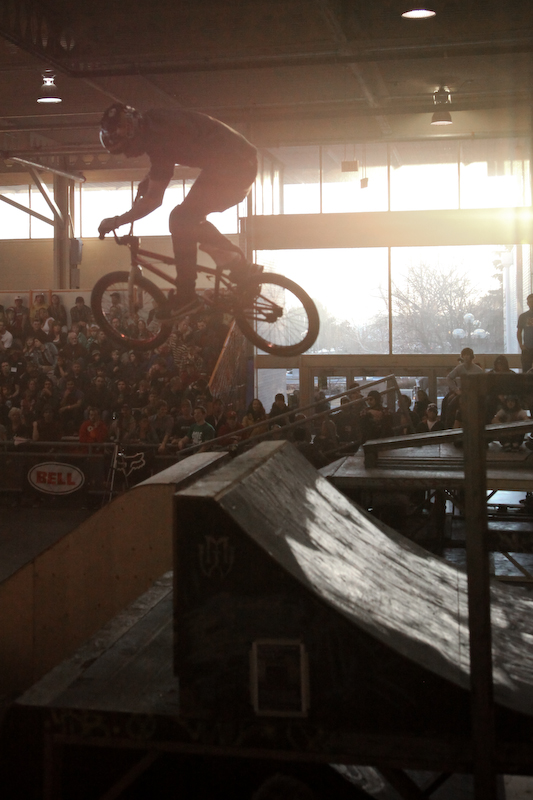 Toronto International Bike Show — Dylan Leeder