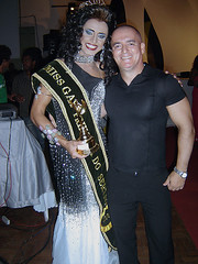 Miss Gay Princesa do Serto 2005 (Marccelus Bragg) Tags: 2005 boy brazil hot sexy boys fashion brasil tv dress muscle queen tgirl transgender tranny bahia salvador homo crossdressers stripper gaypride trans