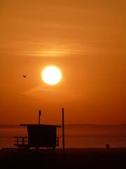 P1030585 (John Levitre) Tags: sunset beach losangeles santamonica santamonicabeach