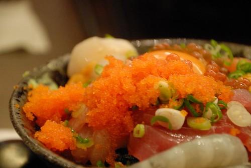 金泰海鮮蓋飯 - 魚卵