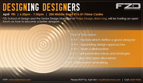 Designing Designers