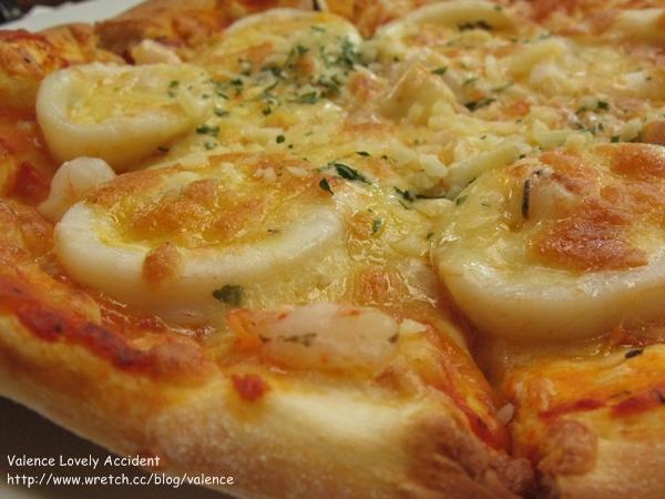佐佐義_海鮮披薩