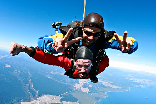 Skydiving 06
