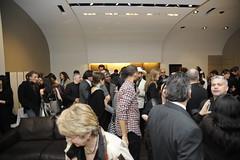 _LPS0770 (BEASTSOCIAL) Tags: nyc shopping design furniture soho boom event tucano natuzzi soundchair itshowyoulisten