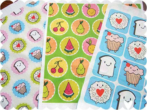 Kawaii Fabrics