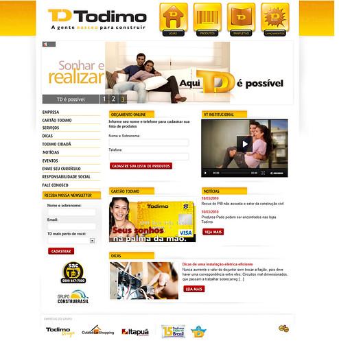 Layout Todimo