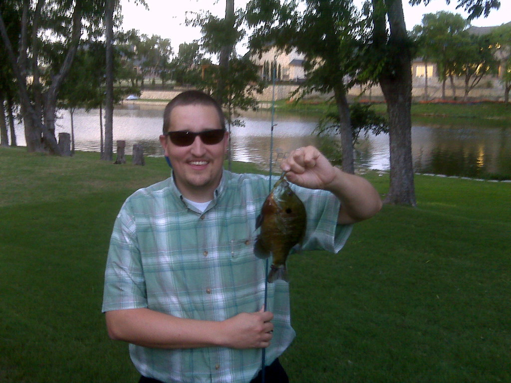 Texas-sized Bluegill