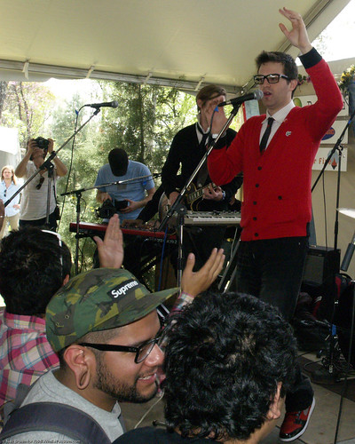 03.19.10b Mayer Hawthorne & the County @ French Legation Museum, Other Music & Dig for Fire Lawn Party (4)