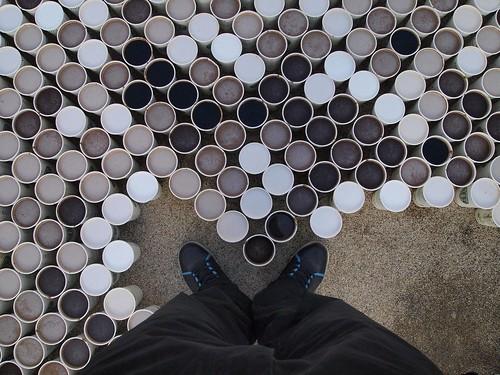 Me in Starbucks
