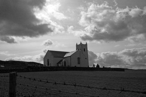 Ballintoy Church of Ireland, Co Antrim, N Ireland