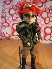 Igor (Capt. Peter) Tags: japan doll igor hash junplanning taeyang grooveinc