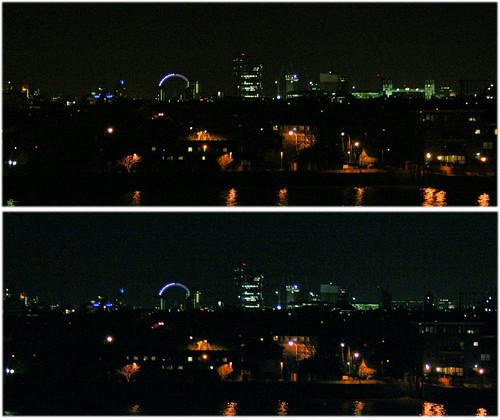 Tower Bridge goes dark for Earth Hour