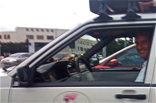 Swiss Volvo Driver