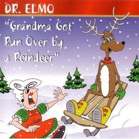 Grandma Got Run Over by a Reindeer Lyrics
