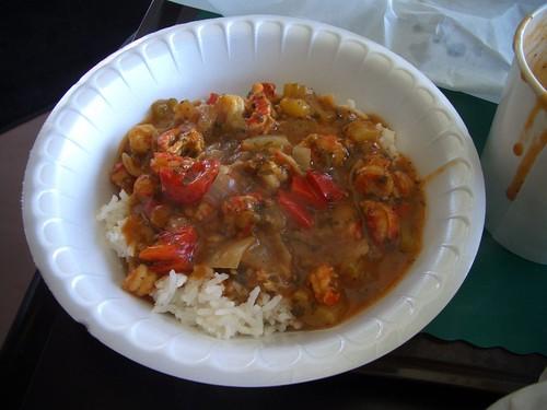 Bayou Grille Crawfish Etouffee