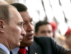 (Globovisión) Tags: venezuela noticias caracas hugochavez rusia abn vladimirputin laguaira globovision