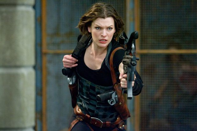 Resident Evil: Afterlife by Notyfarandula1