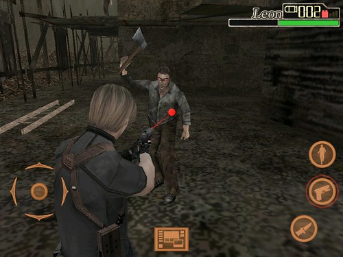 Resident Evil 4 iPad screenshot 7