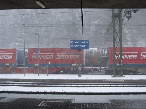 2010.04.01 Venice, Italy to Innsbruck, Austria (Transit)