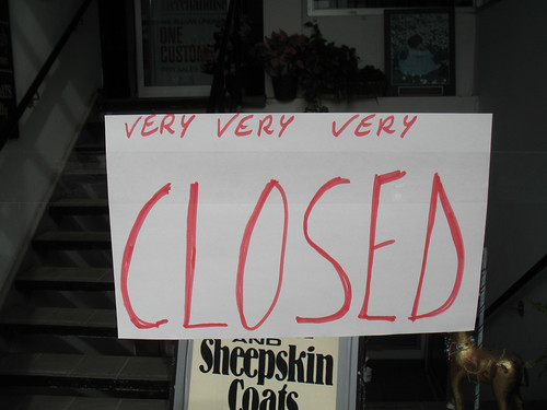 Very Very Very Closed (2)