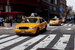 Cabs Honk A Lot