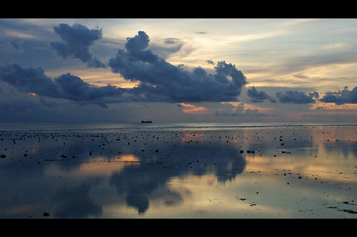 Gili Trawangan Sunset 1
